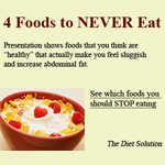4 Foods to NEVER Eat