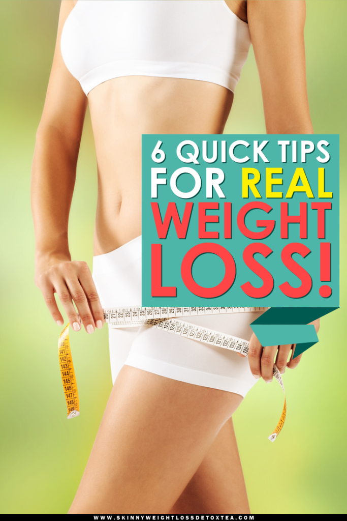 6QuickTipsForRealWeightLoss